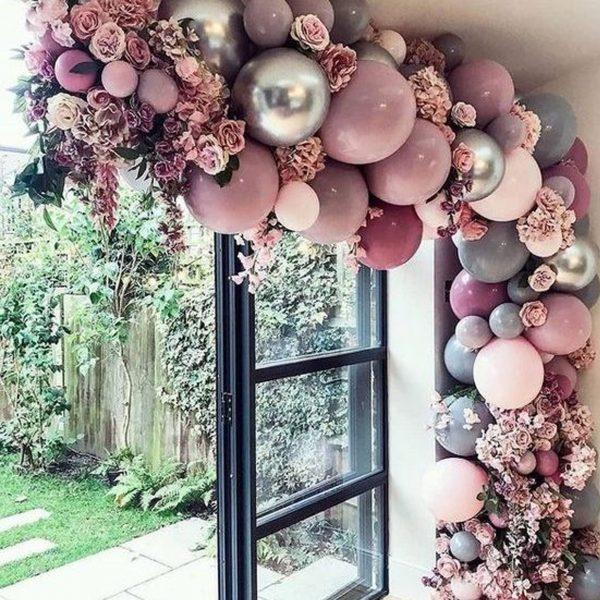 Archi di palloncini